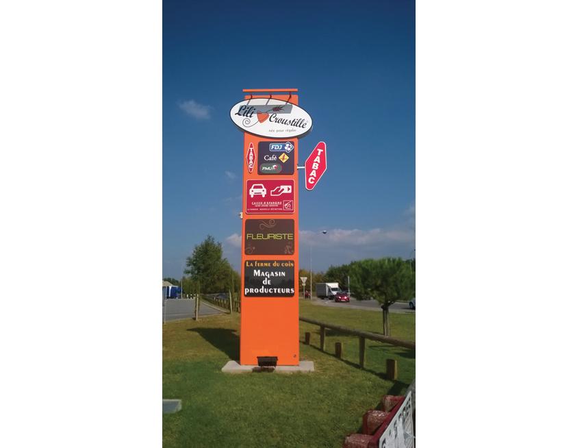 Signes Distinctifs, enseignes et impression numériques en Drôme Ardèche